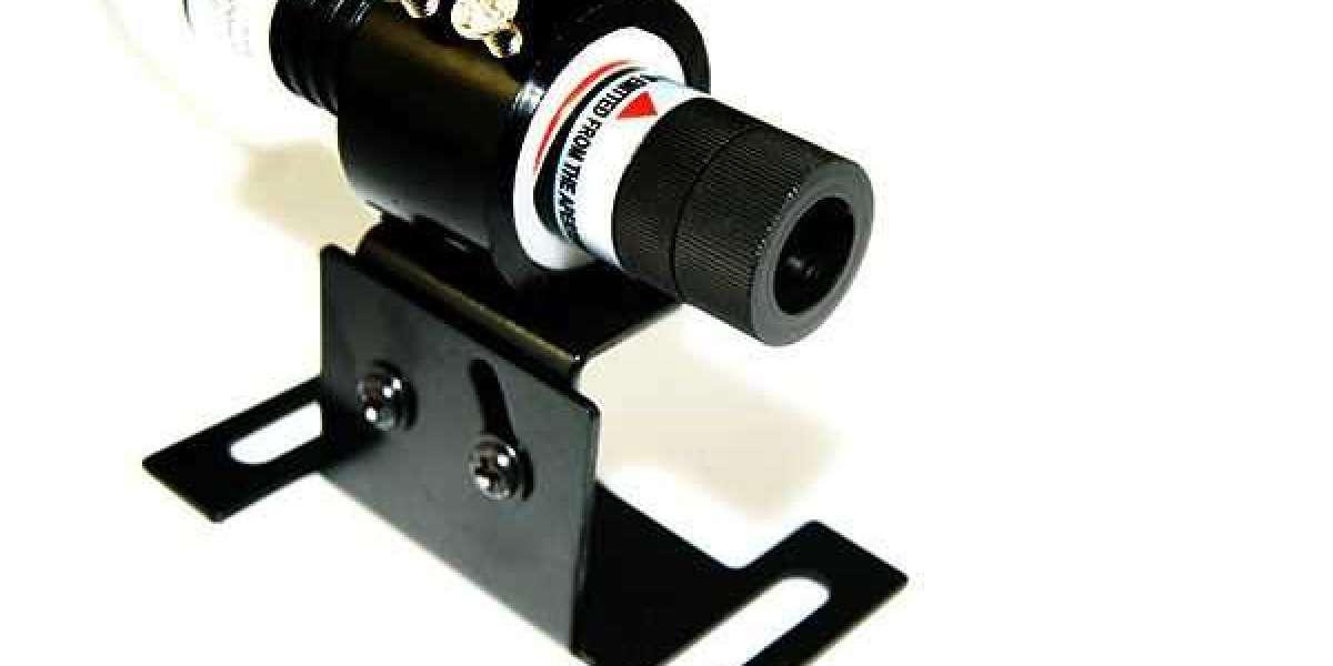 808nm Infrared Cross Laser Alignment