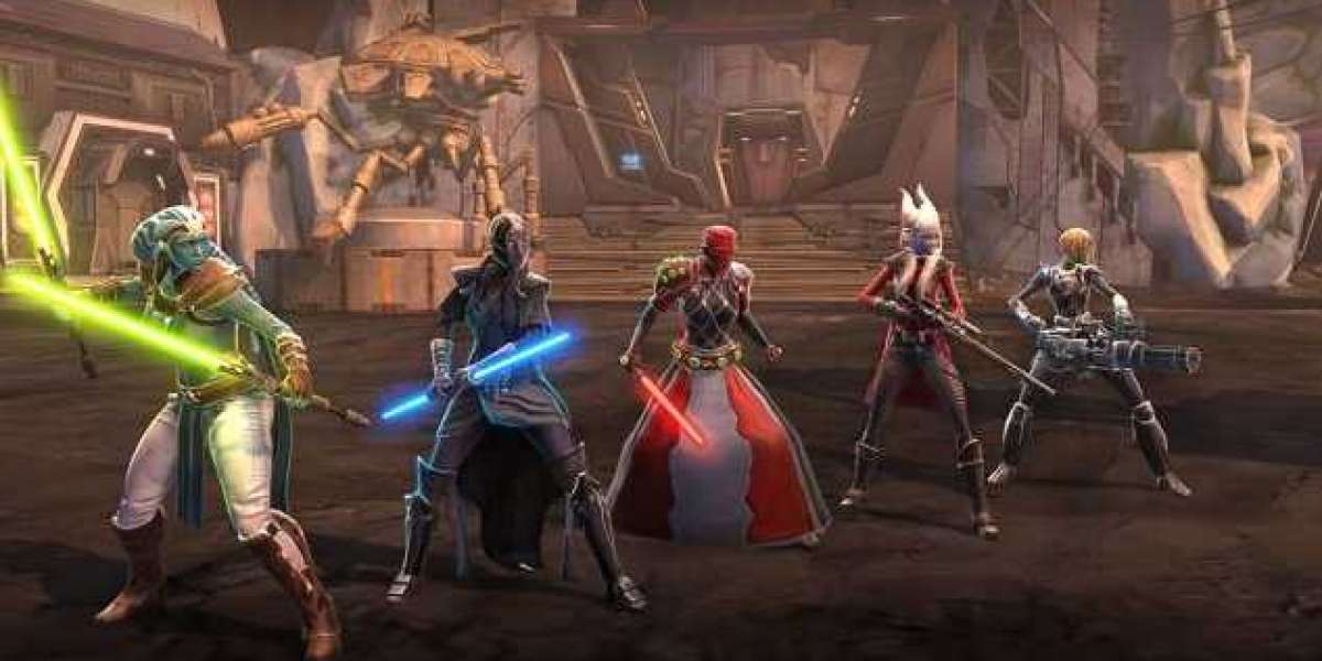 A few things you need to know before starting Star Wars The Old Republic