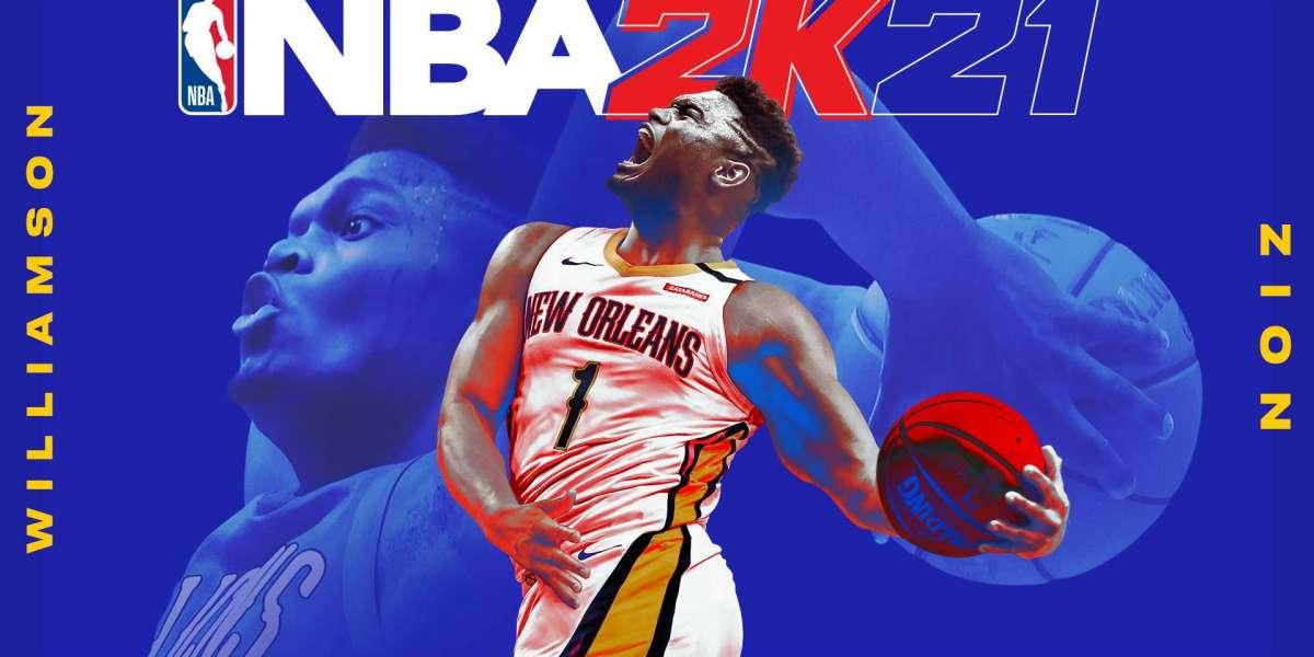 NBA 2K21 MT that the definitive basketball