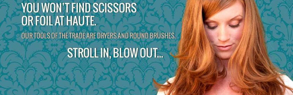 Haute Blow Dry Bar Cover Image
