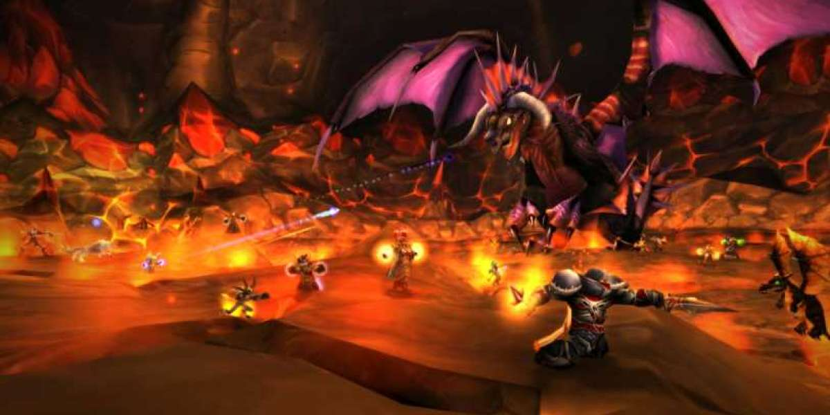 World of Warcraft players have built their own racing system