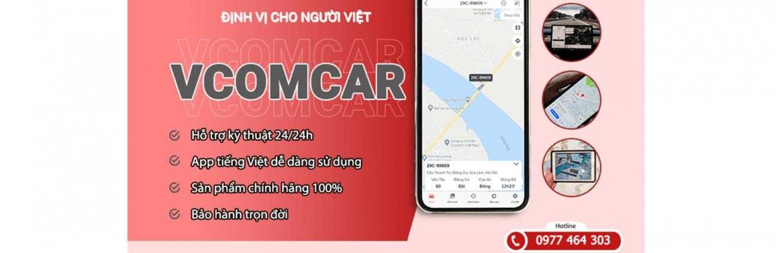 Định vị Vcomcar Cover Image