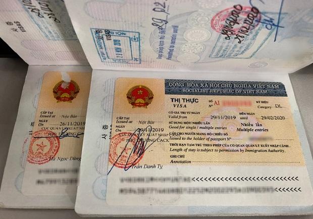 Dịch vụ, thủ tục xin công văn nhập cảnh Việt Nam cho người nước ngoài
