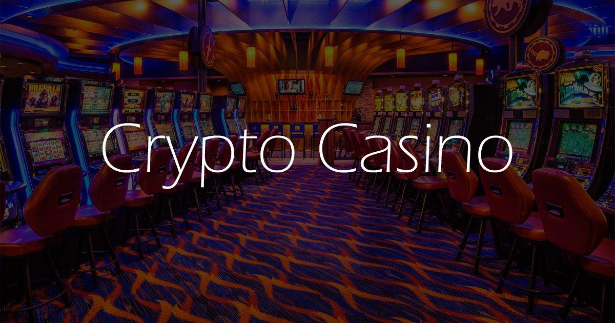 Crypto Casino   Bet and win crypto