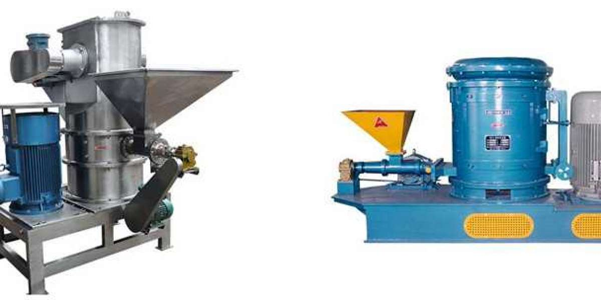 Types of Pulverizer Machine and How to Choose It