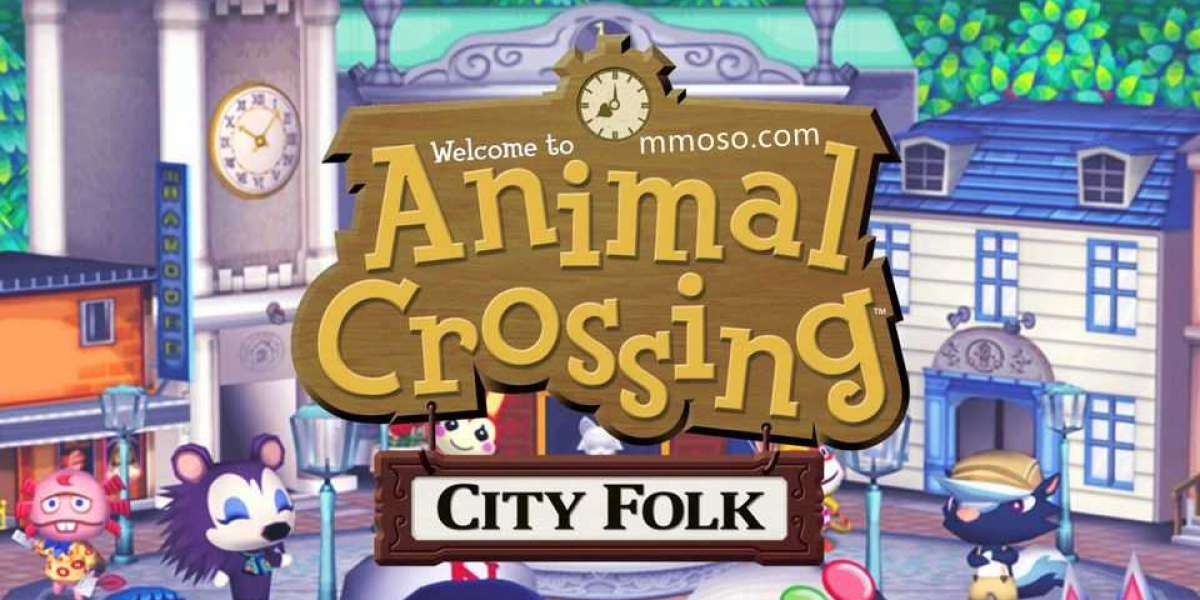 Animal Crossing: City Folk introduces New Horizons