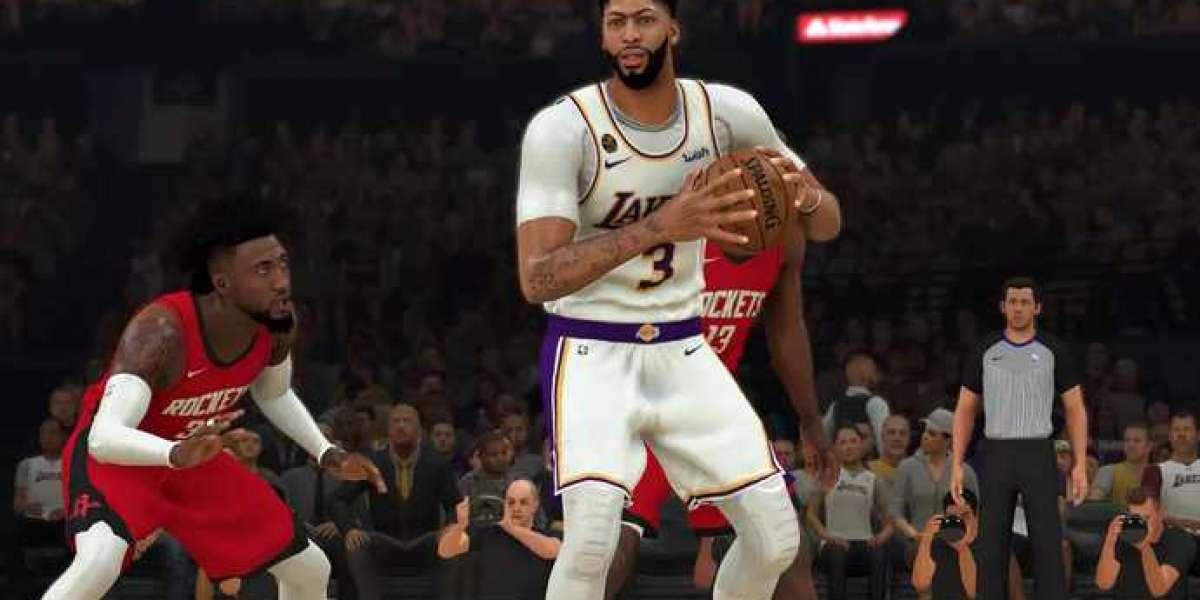 NBA 2K22 includes rap to my career