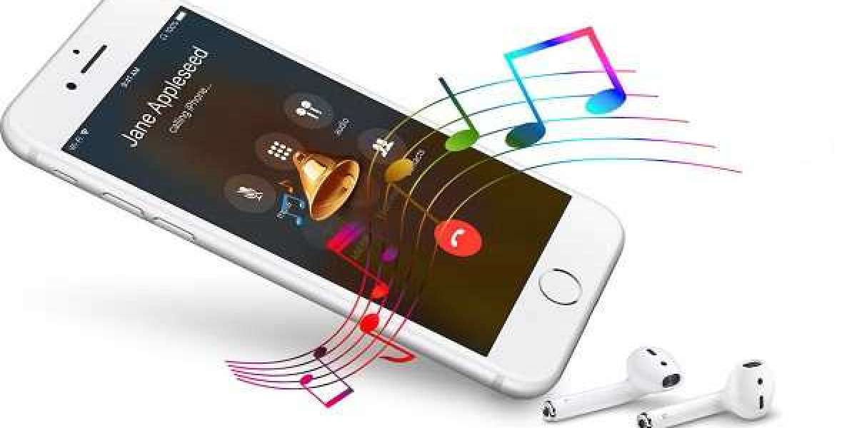 Change your phone's ringtone and wallpaper