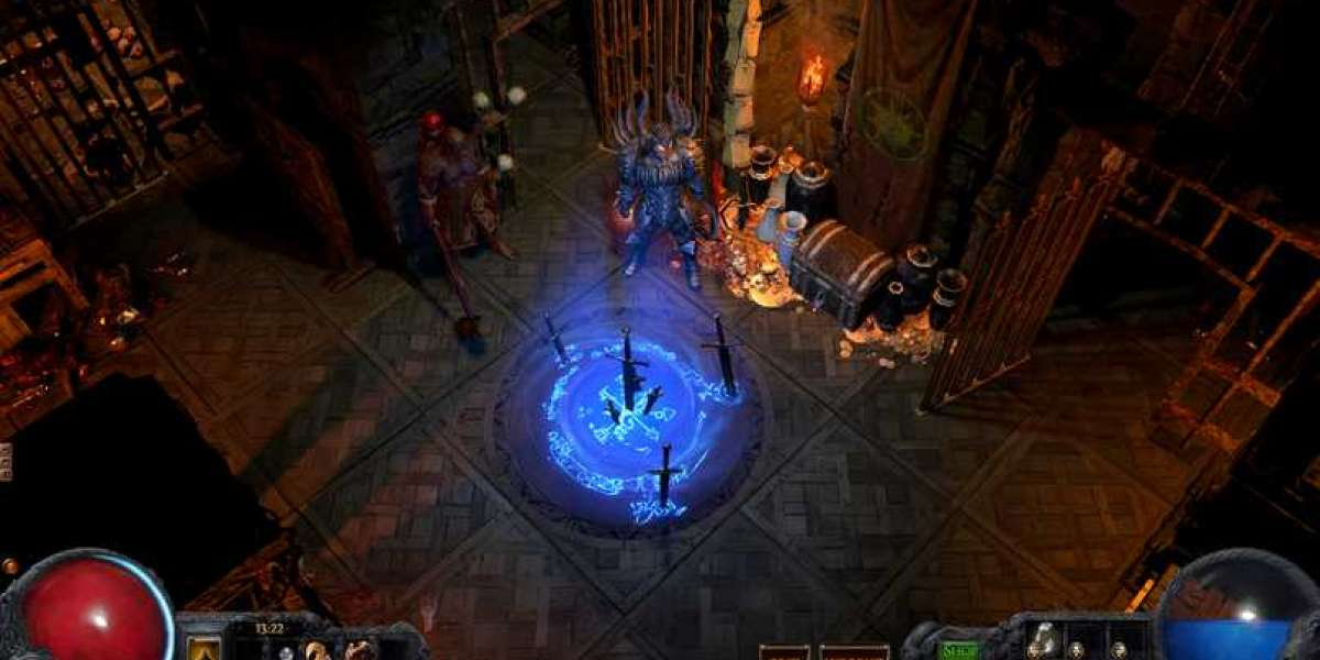 Soul developer compares character building with Path of Exile