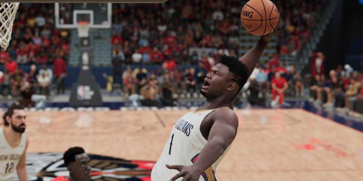 NBA 2K22 will make players become hip-hop stars
