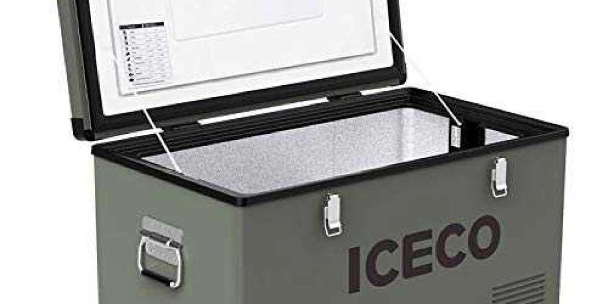 Evaluation size of mini car refrigerator 12v
