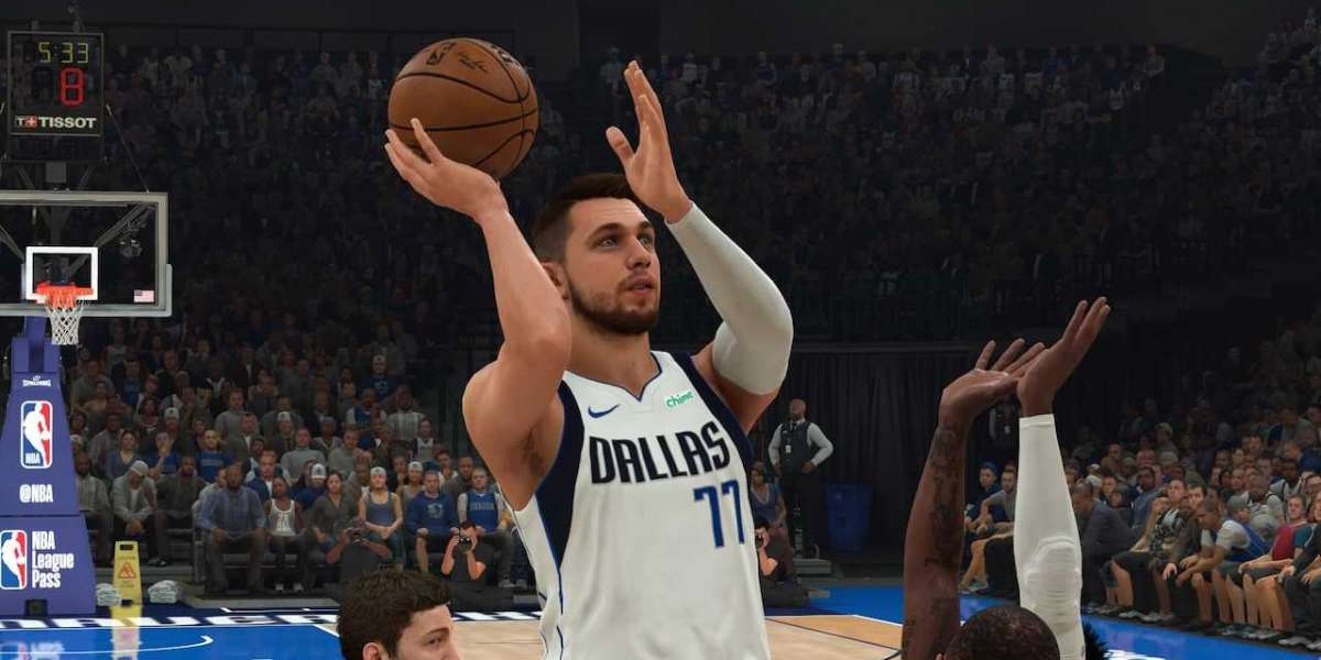EA made a detailed report on NBA 2K22