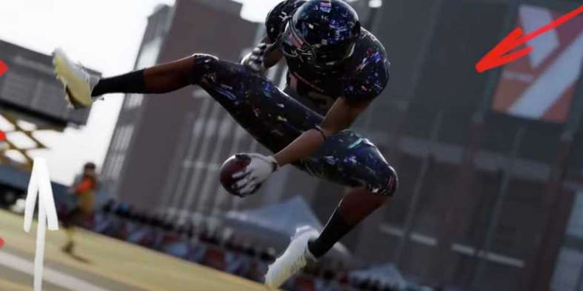 The highest-rated rookie WR in Madden 22