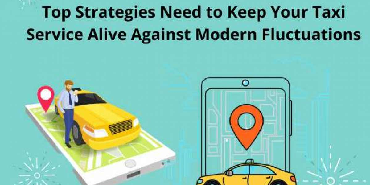 SpotnRides - Top Strategies Need to Keep Your Taxi Service Alive Against Modern Fluctuations