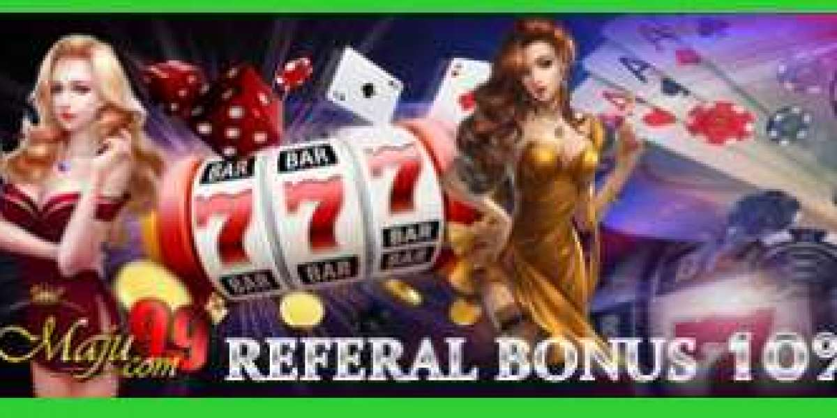 Why join majuslot.com casino?