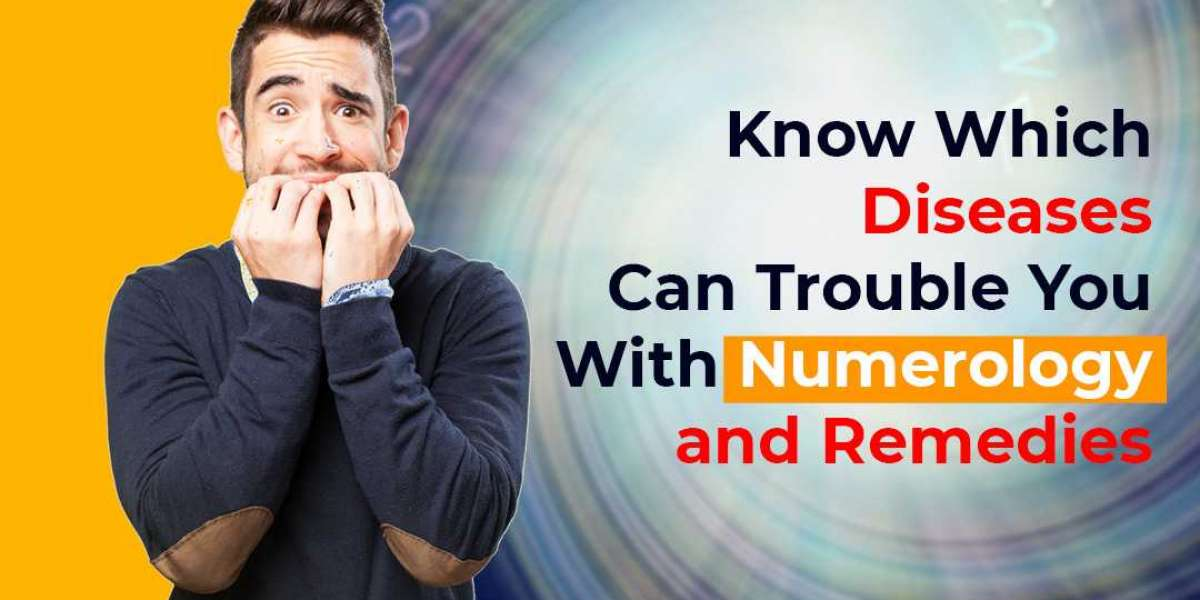 Know Which Diseases Can Trouble You With Numerology and Remedies