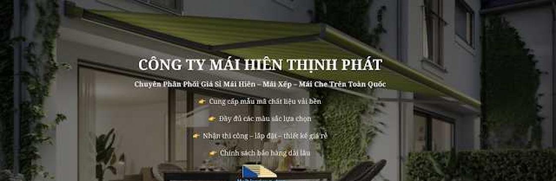 Mái Hiên Mái Xếp Thịnh Phát Cover Image