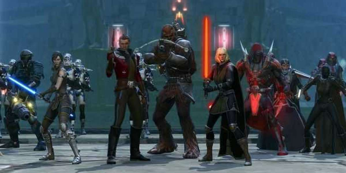 Star Wars The Old Republic's Whispers in the Force mission is live