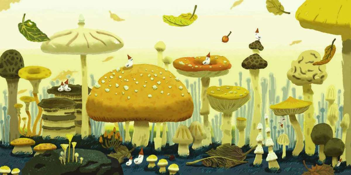 A History Of Magic Mushrooms
