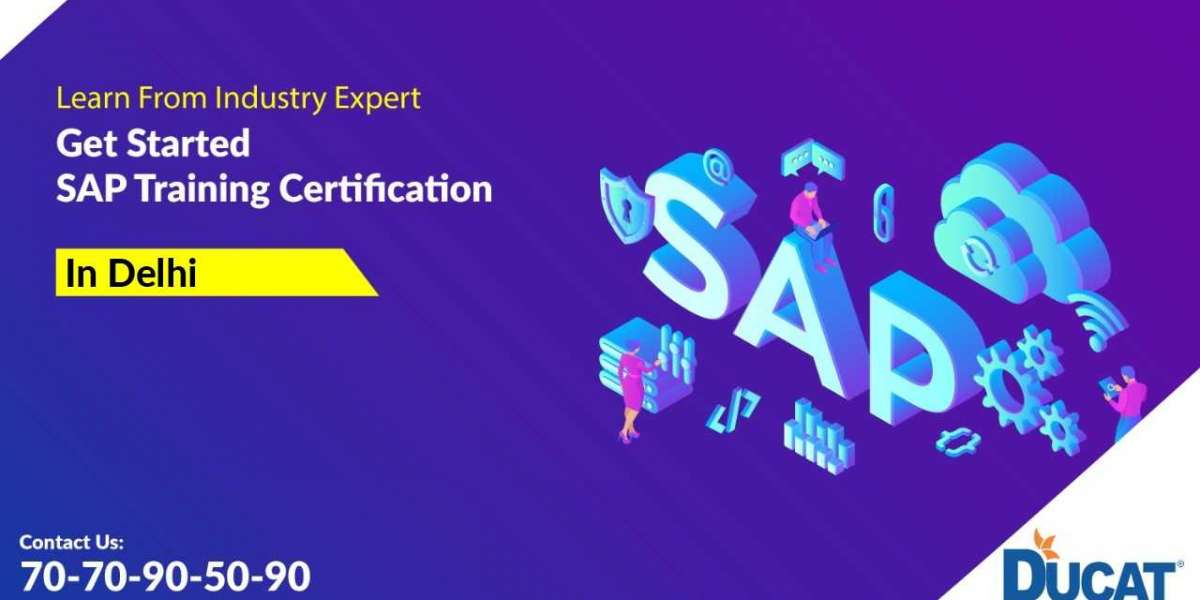Join our Advanced SAP Training Classes and Improve your Skills