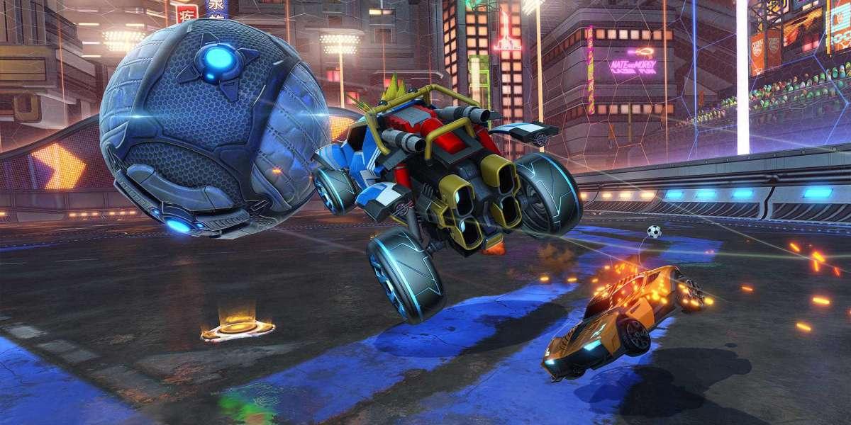 Rocket League Credits its 2008 game Supersonic Acrobatic Rocket