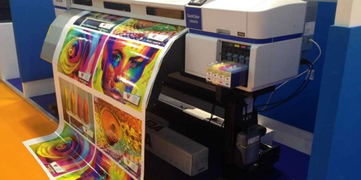 Technology used in Offset Printing, and its working principle.
