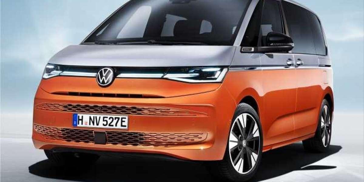 The Volkswagen Multivan introduces IQ DRIVE Travel Assist