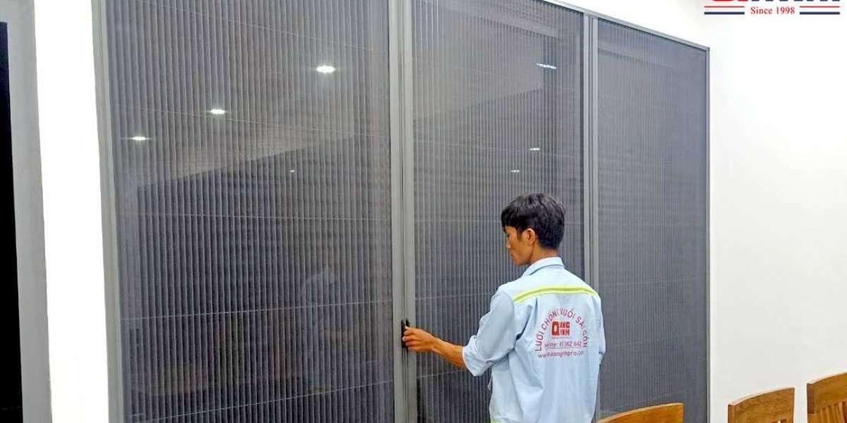Quang Minh - Thương hiệu cửa lưới chống muỗi hàng đầu